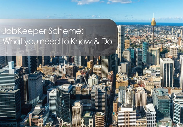 JobKeeper Scheme - What you need to Know & Do